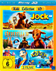 Jock 3D + Cinderella 3D + Ab ins Meer 3D (Kids Collection) (Blu-ray 3D) Blu-ray