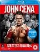 WWE: John Cena's - Greatest Rivalries (UK Import ohne dt. Ton) Blu-ray
