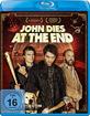 John Dies at the End Blu-ray