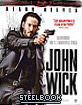 John Wick (2014) - Limited Edition Steelbook (FR Import ohne dt. Ton) Blu-ray
