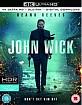 John Wick (2014) 4K (4K UHD + Blu-ray + UV Copy) (UK Import ohne dt. Ton) Blu-ray