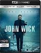 John Wick (2014) 4K (4K UHD + Blu-ray + UV Copy) (US Import ohne dt. Ton) Blu-ray