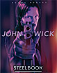 John Wick: Chapter 2 - Novamedia Exclusive Limited Lenticular Slip Edition Steelbook (KR Import ohne dt. Ton) Blu-ray