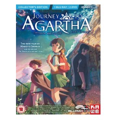Journey to agartha children who chase lost voices blu ray dvd