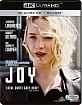 Joy (2015) 4K (4K UHD + Blu-ray + UV Copy) (UK Import) Blu-ray