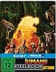Jumanji: Willkommen im Dschungel (Limited Steelbook Edition) (Blu-ray + Digital HD) Blu-ray