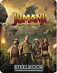 Jumanji: Welcome to the Jungle - Limited Edition Steelbook (IT Import ohne dt. Ton) Blu-ray