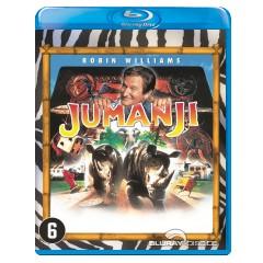 jumanji 1995 nl import ohne dt ton blu ray film details. Black Bedroom Furniture Sets. Home Design Ideas