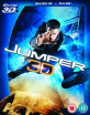 Jumper 3D (Blu-ray 3D + Blu-ray) (UK Import ohne dt. Ton) Blu-ray