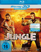 Jungle - In der Gewalt der Kannibalen 3D (Blu-ray 3D) Blu-ray