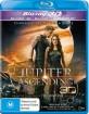 Jupiter Ascending (2015) 3D (Blu-ray 3D + Blu-ray + UV Copy) (AU Import ohne dt. Ton) Blu-ray