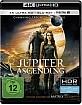 Jupiter Ascending 4K (4K UHD + Blu-ray + UV Copy) Blu-ray