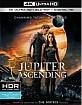 Jupiter Ascending 4K (4K UHD + Blu-ray + UV Copy) (US Import ohne dt. Ton) Blu-ray