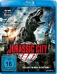 Jurassic City Blu-ray