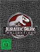 Jurassic Park (1-3) Trilogie (Limited Dino-Skin Edition) Blu-ray