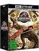 Jurassic Park 1-4 (25th Anniversary Collection) (Limited Steelbook Edition) (4 4K UHD + 4 Blu-ray + Digital) Blu-ray