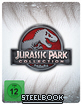 Jurassic Park (1-4) Collection (Limited Edition Steelbook) Blu-ray