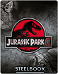 Jurassic Park III - Zavvi Exclusive Limited Edition Steelbook (UK Import) Blu-ray