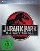 Jurassic Park (1-3) Trilogie (Limited Edition Digipak) Blu-ray
