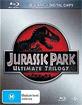 Jurassic Park (1-3) Trilogy (AU Import) Blu-ray