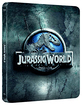 Jurassic World (2015) - Limited Edition Steelbook (FR Import ohne dt. Ton) Blu-ray