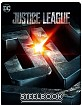 Justice League (2017) 3D - HMV Exclusive Limited Edition Steelbook (Blu-ray 3D + Blu-ray + UV Copy) (UK Import) Blu-ray
