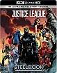 Justice League (2017) 4K - Best Buy Exclusive Steelbook (4K UHD + Blu-ray + UV Copy) (US Import ohne dt. Ton) Blu-ray