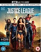 Justice League (2017) 4K (4K UHD + Blu-ray + UV Copy) (UK Import ohne dt. Ton) Blu-ray