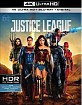 Justice League (2017) 4K (4K UHD + Blu-ray + UV Copy) (US Import ohne dt. Ton) Blu-ray