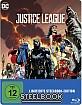 Justice League (2017) (Illustrated Artwork) (Limited Steelbook Edition) (Blu-ray + Digital) Blu-ray