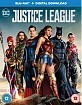 Justice League (2017) (Blu-ray + UV Copy) (UK Import ohne dt. Ton) Blu-ray