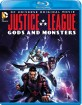 Justice League: Gods & Monsters (Blu-ray + DVD + UV Copy) (CA Import) Blu-ray
