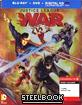 Justice League: War - Target Exclusive Steelbook (Blu-ray + DVD + Digital Copy + UV Copy) (US Import ohne dt. Ton) Blu-ray