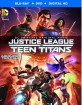 Justice League vs Teen Titans - Gift Set (Blu-ray + DVD + UV Copy) (CA Import) Blu-ray