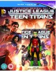 Justice League vs Teen Titans - Gift Set (Blu-ray + UV Copy) (UK Import) Blu-ray