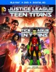 Justice League vs Teen Titans - Gift Set (Blu-ray + DVD + Digital Copy) (US Import ohne dt. Ton) Blu-ray