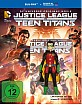 Justice League vs. Teen Titans (Limited Edition inkl. Schleich Figur) (Blu-ray + UV Copy) Blu-ray