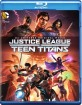 Justice League vs Teen Titans (Blu-ray + DVD + Digital Copy) (US Import ohne dt. Ton) Blu-ray