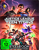 Justice League vs. Teen Titans (Limited Steelbook Edition) Blu-ray