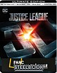 Justice League (2017) 4K - FNAC.fr Exclusive Steelbook (4K UHD + Blu-ray 3D + Blu-ray + CD + UV Copy) (FR Import ohne dt. Ton) Blu-ray