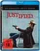 Justified - Die komplette dritte Staffel Blu-ray