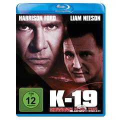 K-19 - Showdown in der Tiefe Blu-ray
