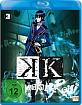 K (2012) - Vol. 3 Blu-ray
