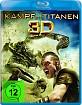 Kampf der Titanen (2010) 3D (Blu-ray 3D) Blu-ray