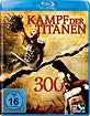 300 / Kampf der Titanen (2010) (Doppelpack) Blu-ray