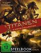 Kampf der Titanen (2010) + Zorn der Titanen (2-Movie Collection) - Steelbook Blu-ray