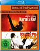 Karate Kid (2010) & Kung Fu Hust ... Blu-ray