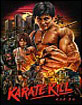 Karate Kill (2016) (Limited Mediabook Edition) (Cover A) Blu-ray