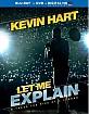 Kevin Hart: Let Me Explain (Blu-ray + DVD + UV Copy) (Region A - US Import ohne dt. Ton) Blu-ray
