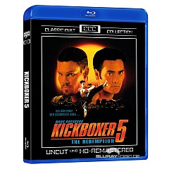 Kickboxer 5 - The Redemption Blu-ray